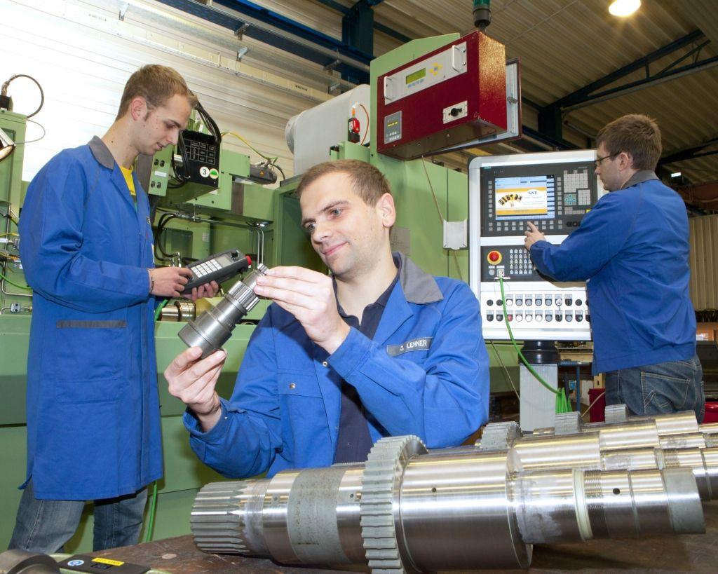 GST rénovation de machines-outils et broches de rectifieuses